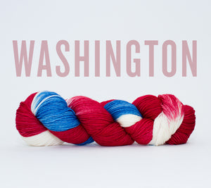A skein of RCY Hat Trick in Washington