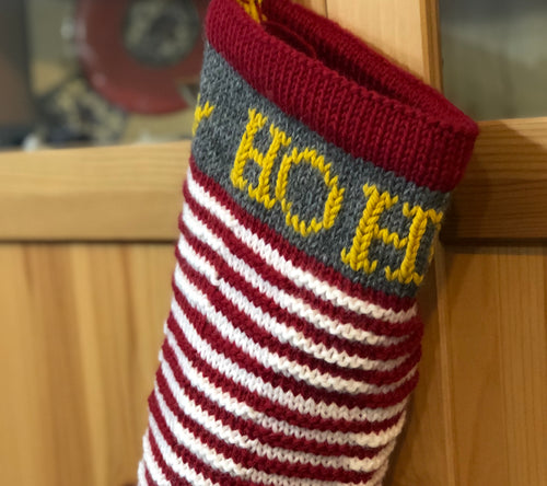RCY Epic Christmas Stocking