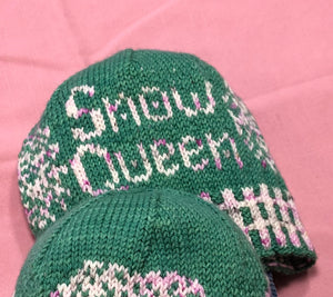 Snow Queen Hat