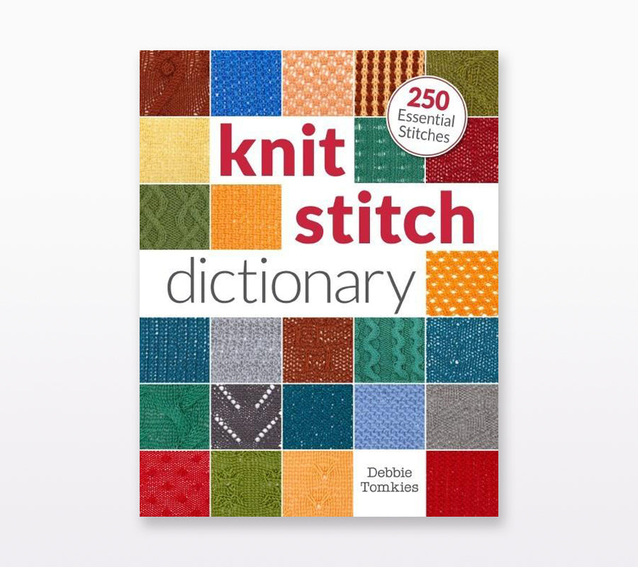 Knit Stitch Dictionary