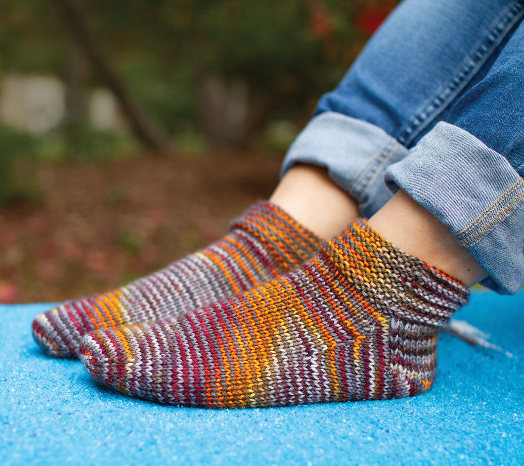 Luxe Slipper Socks