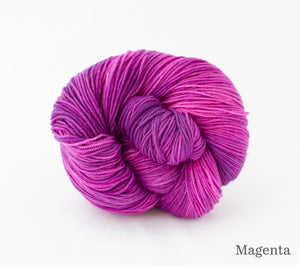 A ball of RCY Adam & Eve in Magenta