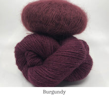 Load image into Gallery viewer, Boredom Buster: Annabella's Cowl in Burgundy