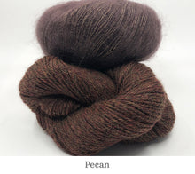 Load image into Gallery viewer, Boredom Buster: Annabella's Cowl in Pecan