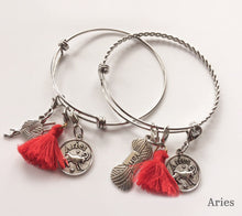 Load image into Gallery viewer, Anurain Zodiac Bracelets Aries
