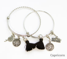 Load image into Gallery viewer, Anurain Zodiac Bracelets Capricorn