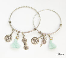 Load image into Gallery viewer, Anurain Zodiac Bracelets Libra