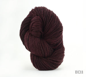 A skein of Artyarns Cashmere Eco in EC11