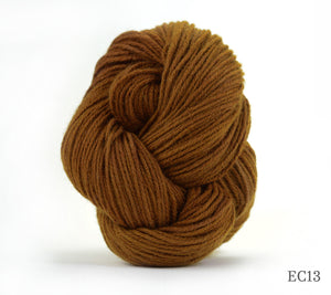 A skein of Artyarns Cashmere Eco in EC13