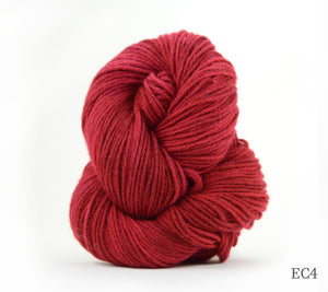 A skein of Artyarns Cashmere Eco in EC4