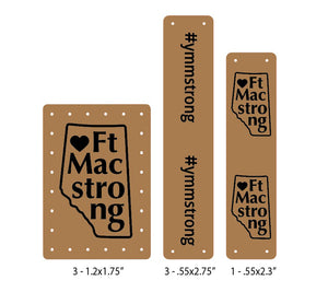 Brickbubble Fort Mac Strong Patch Packs