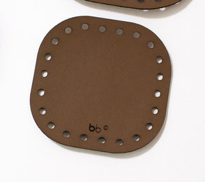 brickbubble Faux Leather Soles