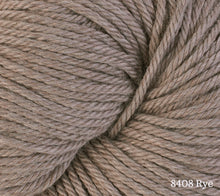 Load image into Gallery viewer, A close up of Berroco Pima 100 in 8408 Rye