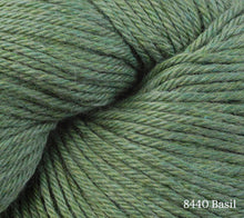 Load image into Gallery viewer, A close up of Berroco Pima 100 in 8440 Basil