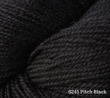 Load image into Gallery viewer, A close up of Berroco Ultra Alpaca in 6245 Pitch Black