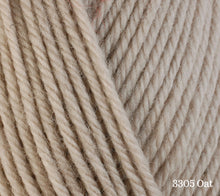 Load image into Gallery viewer, A close up of Berroco Ultra Wool in 3305 Oat