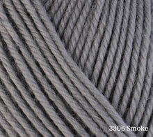 Load image into Gallery viewer, A close up of Berroco Ultra Wool in 3306 Smoke