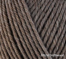 Load image into Gallery viewer, A close up of Berroco Ultra Wool in 33104 Driftwood