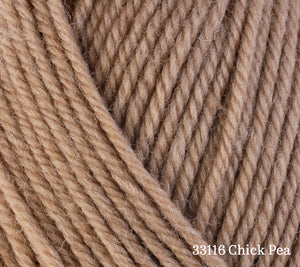 A close up of Berroco Ultra Wool in 33116 Chick Pea