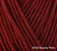 Load image into Gallery viewer, A close up of Berroco Ultra Wool in 33133 brandy Wine