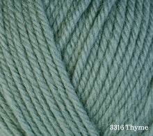 Load image into Gallery viewer, A close up of Berroco Ultra Wool in 3316 Thyme
