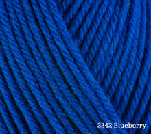 Load image into Gallery viewer, A close up of Berroco Ultra Wool in 3342 Blueberry