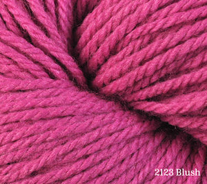 A close up of Berroco Vintage DK in 2123 Blush