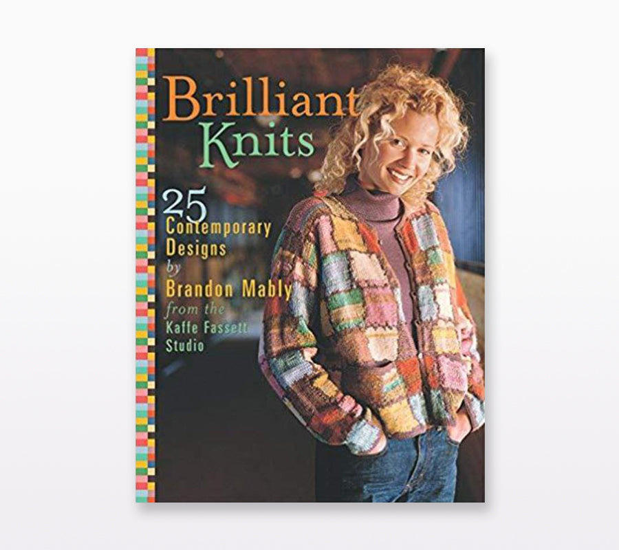 Brilliant Knits by Brandon Mably book cover