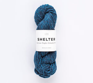A skein of Brooklyn Tweed Shelter