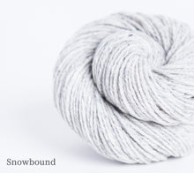 Load image into Gallery viewer, A ball of Brooklyn Tweed Shelter in Snowbound