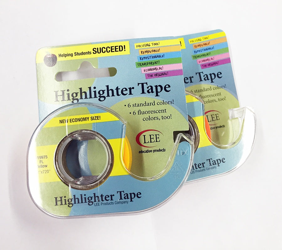 Bryson Econo Highlighter tape