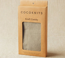 Load image into Gallery viewer, Cocoknits Kraft Caddy package