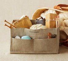 Load image into Gallery viewer, Cocoknits Kraft Caddy in Gray