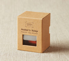 Load image into Gallery viewer, A package of Cocoknits Maker's Keep