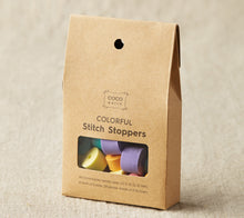 Load image into Gallery viewer, A package of Cocoknits Colourful Stitch Stoppers