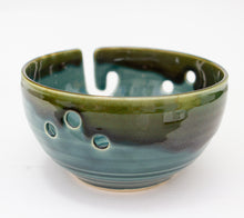 Load image into Gallery viewer, Back side of a Coldstream Pottery Yarn Bowl