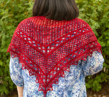 Load image into Gallery viewer, Crochet a Shawl from a Chart (Online Class)