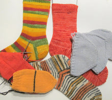 Load image into Gallery viewer, Custom Fit Socks with Kate Atherley