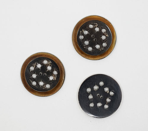 Decorative Round Buttons