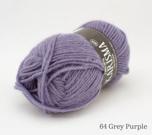 A ball of Drops Karisma in 64 Grey Purple