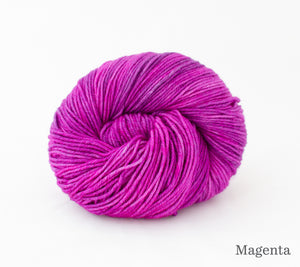 A ball of RCY Eden in Magenta