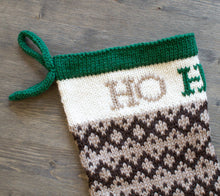 Load image into Gallery viewer, Close up of an Epic Christmas Stocking