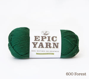 A ball of Epic Yarn in 600 Forest