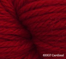 Load image into Gallery viewer, A close up of Estelle Chunky in 63307 Cardinal