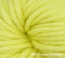Load image into Gallery viewer, A close up of Estelle Chunky in 63316 Lemon Meringue