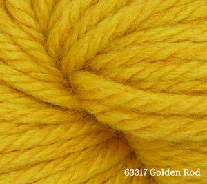 A close up of Estelle Chunky in 63317 Golden Rod