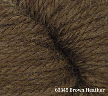 Load image into Gallery viewer, A close up of Estelle Chunky in 63345 Brown Heather