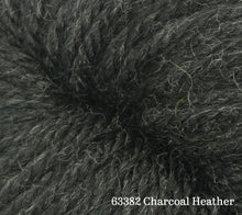 Load image into Gallery viewer, A close up of Estelle Chunky in 63382 Charcoal Heather
