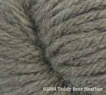 Load image into Gallery viewer, A close up of Estelle Chunky in 63384 Teddy Bear Heather