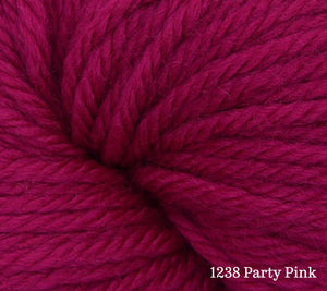 A close up of Estelle Worsted in 1238 Party Pink